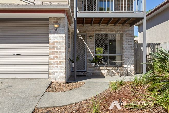 Picture of 61/17 Fleet  Street, BROWNS PLAINS QLD 4118