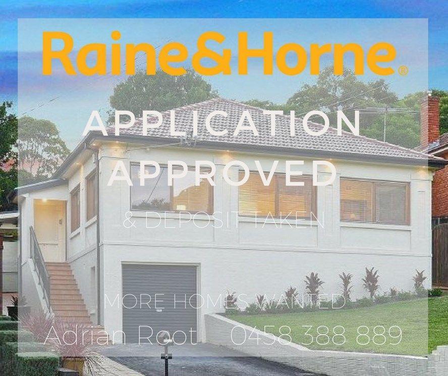 5 Buena Vista Avenue, Denistone NSW 2114, Image 0