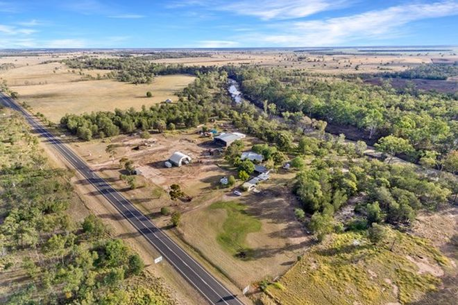 Picture of 42140 Leichhardt Highway, CONDAMINE QLD 4416
