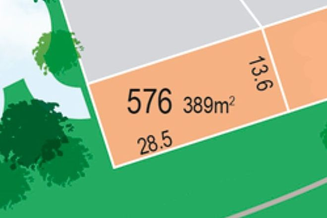 Picture of Lot 576 James Place, GAWLER EAST SA 5118