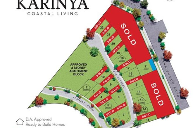 Picture of Lot 7, 45 Warriewood Road, WARRIEWOOD NSW 2102