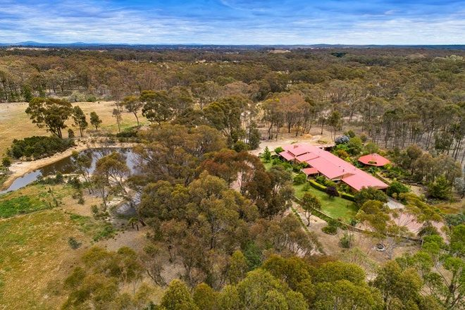 Picture of 143 Willy Milly Road, MUCKLEFORD VIC 3451