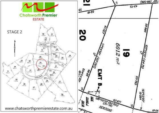 Lot 19 SADDLEBAG COURT, Chatsworth QLD 4570, Image 1