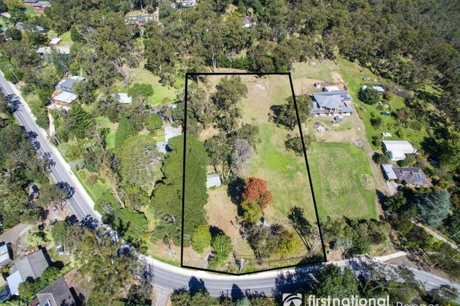 Picture of 257 Mt Morton Road, BELGRAVE HEIGHTS VIC 3160