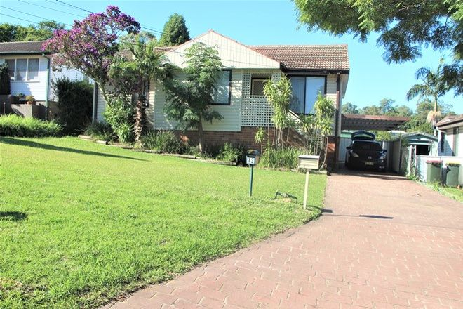 Picture of 13 Carole Street, SEVEN HILLS NSW 2147