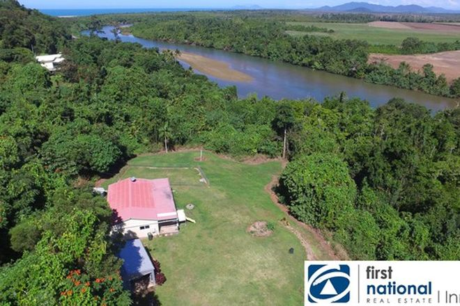 Picture of 580 Cowley Beach Road, COWLEY BEACH QLD 4871