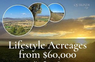 Picture of Lots 1 - 20 Ray Carter Drive, Quirindi NSW 2343