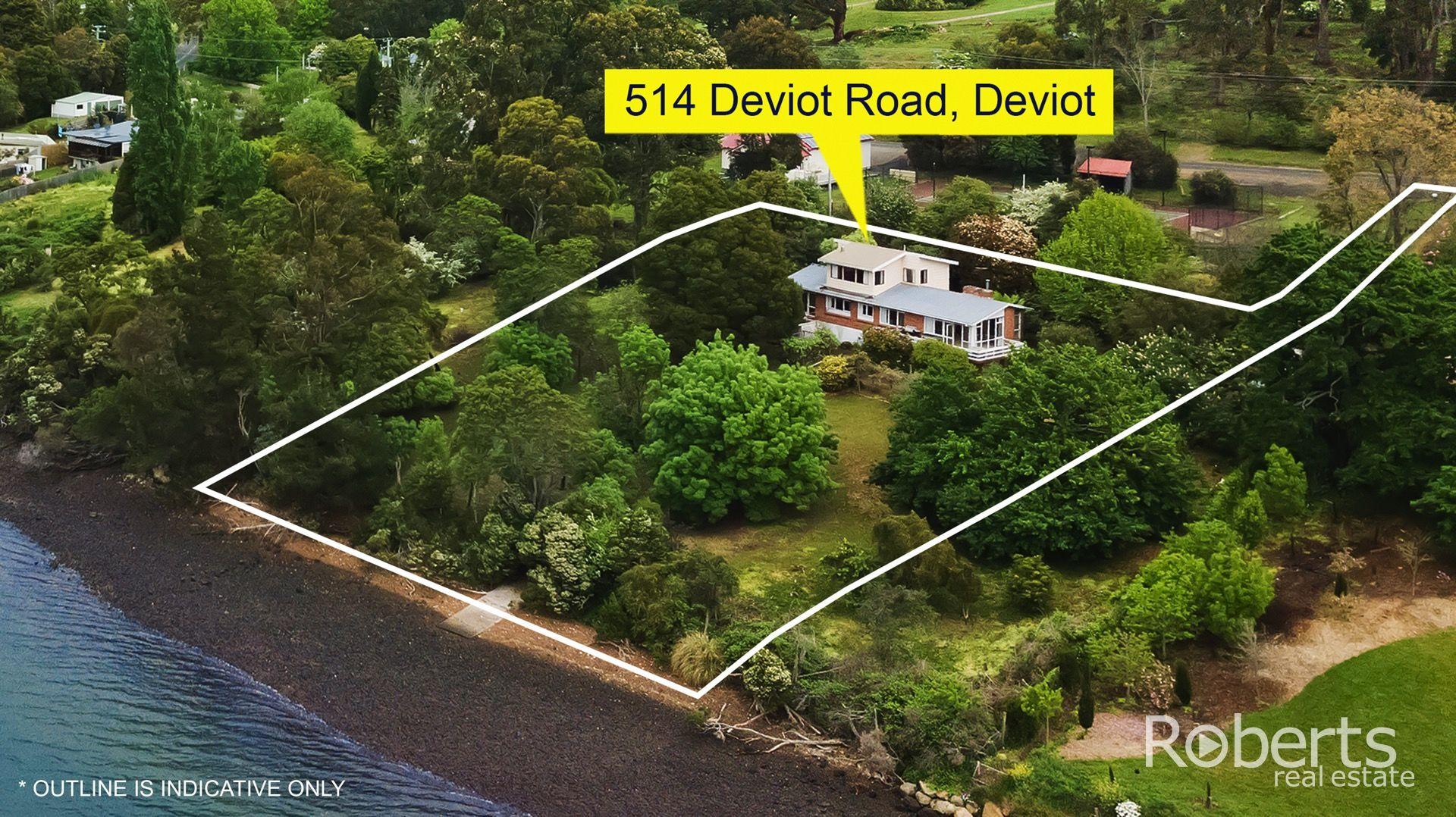 514 Deviot Road, Deviot TAS 7275, Image 0