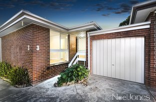 Picture of 3/5 Allen Street, Ringwood VIC 3134