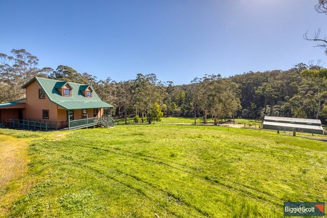 Picture of 100 Beanland Road, WILLOW GROVE VIC 3825