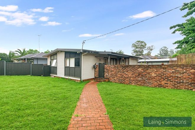 Picture of 102 Reservoir Road, BLACKTOWN NSW 2148