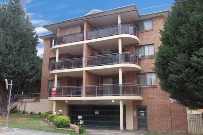Picture of 16/10-12 Grosvenor Street, CROYDON NSW 2132