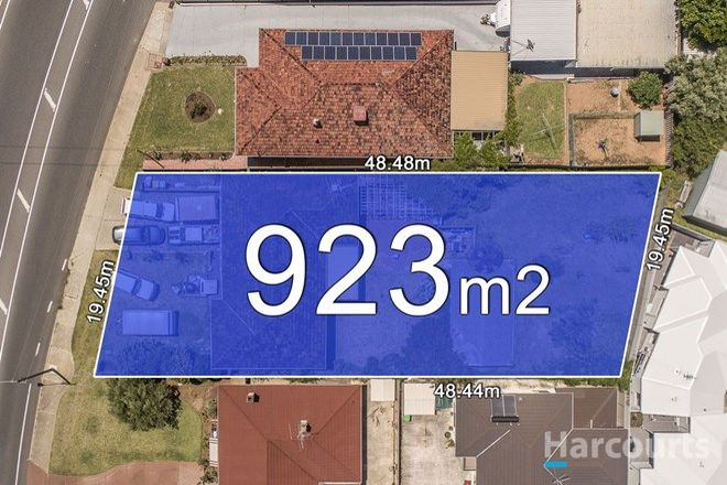 Picture of 14 Hamilton Road, HAMILTON HILL WA 6163