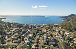 Picture of 2/40 Tomaree Road, Shoal Bay NSW 2315