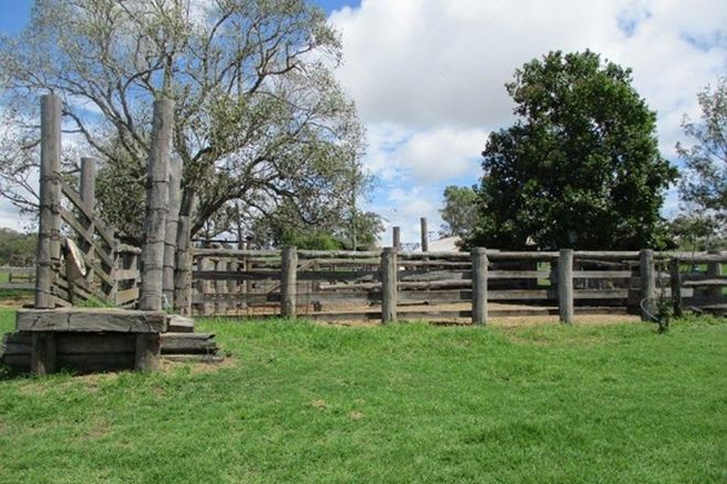 Picture of 328 ACRES PICTURESQUE GRAZING PROPERTY, MAIDENWELL QLD 4615