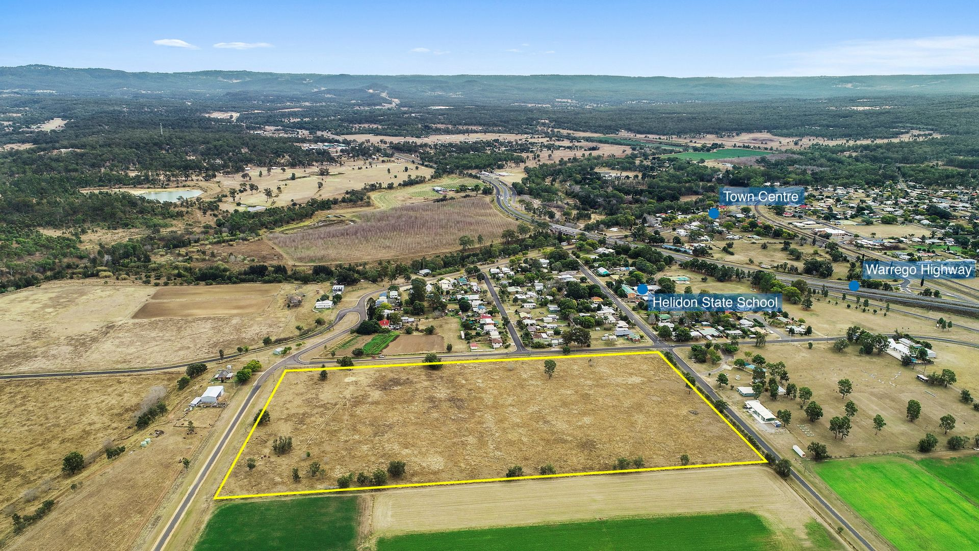 Lot 20 Lockyer Creek Road, Helidon QLD 4344, Image 1