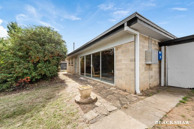 Picture of 158 Dryandra Street, O'CONNOR ACT 2602