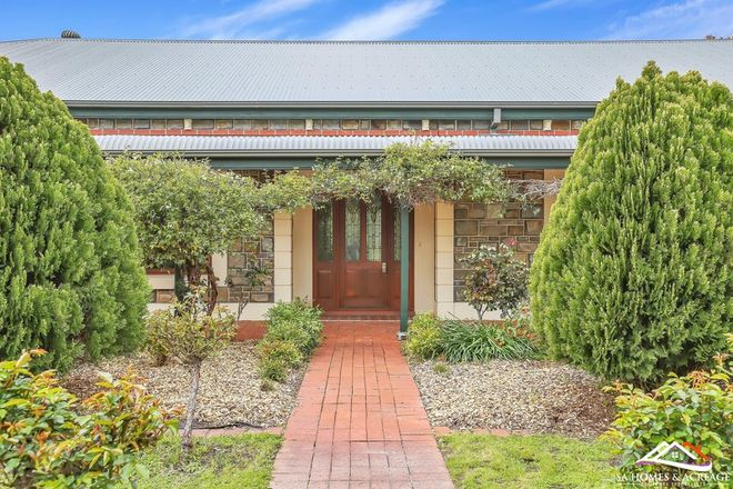 Picture of 125 Woolshed Road, KERSBROOK SA 5231