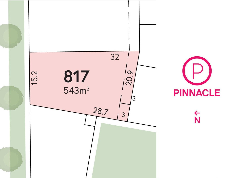 Pinnacle/Lot 817 Kensington Boulevard, Smythes Creek VIC 3351, Image 0