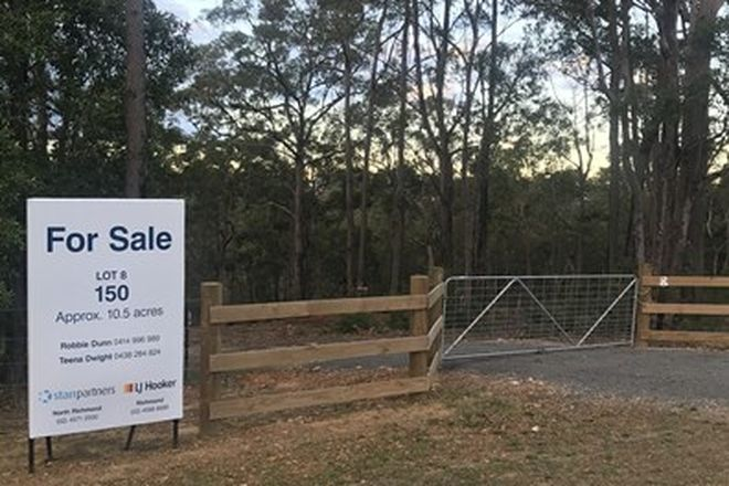 Picture of Lot 8 -150 Dollins Rd, KURRAJONG NSW 2758