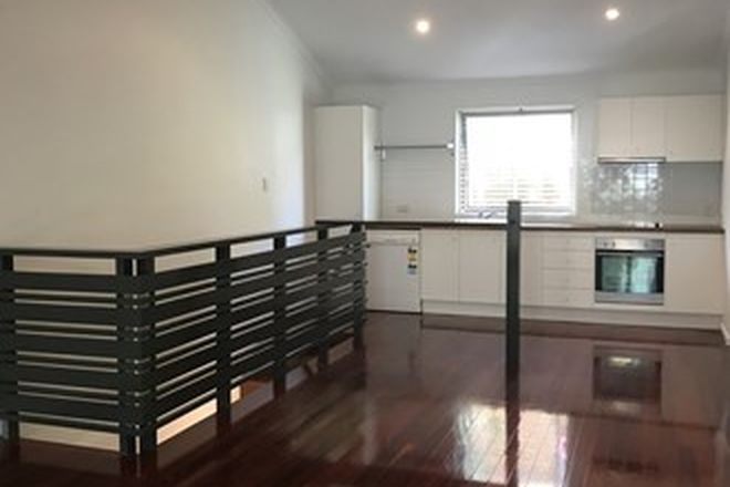 Picture of 3/23 Glassey Street, RED HILL QLD 4059