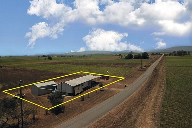 Picture of Lot 1 Scotts Road, LANNERCOST QLD 4850