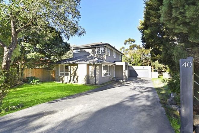 Picture of 40 Rosehill Street, SCORESBY VIC 3179