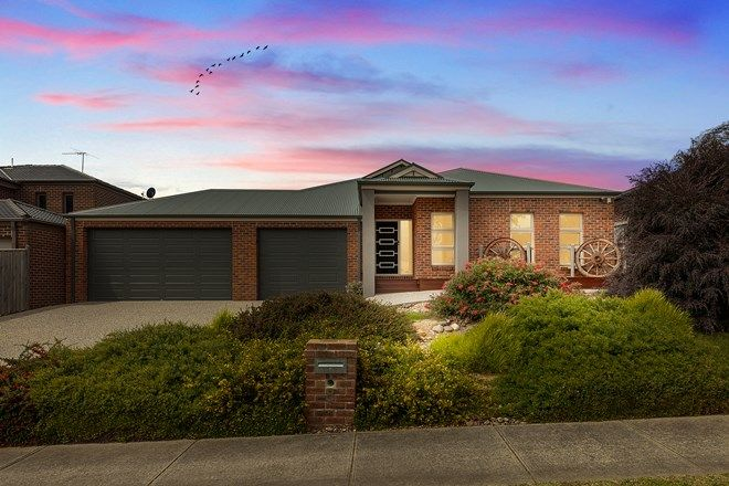 Picture of 8 Billabong Place, NARRE WARREN NORTH VIC 3804