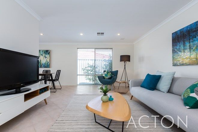 Picture of 54A Brady Street, MOUNT HAWTHORN WA 6016