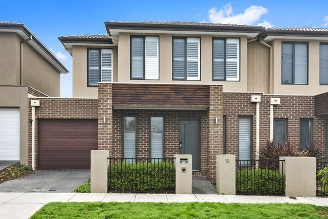 Picture of 1B Castles Road, BENTLEIGH VIC 3204