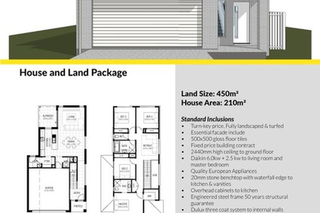 Picture of lot 15 New Road, SUNNYBANK HILLS QLD 4109