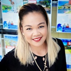 Christina Ingles, Sales representative