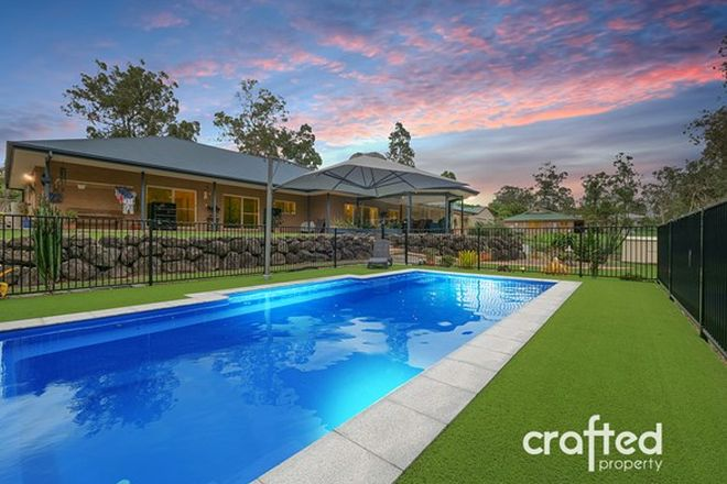 Picture of 1 Firetail Court, GREENBANK QLD 4124