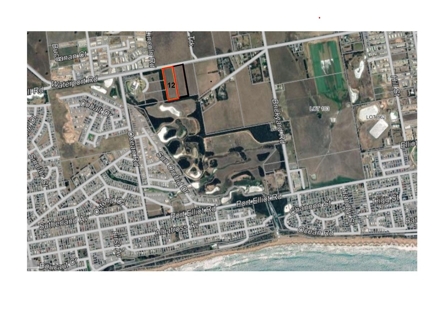 Lot 12 Waterport Road, Chiton SA 5211, Image 1