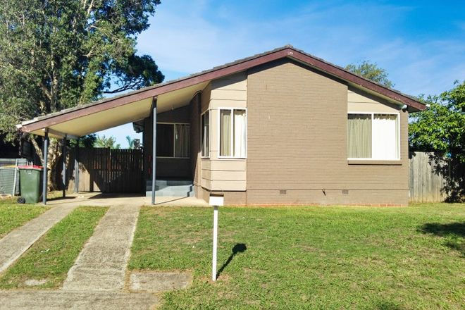 Picture of 61 Pine  Crescent, BIDWILL NSW 2770
