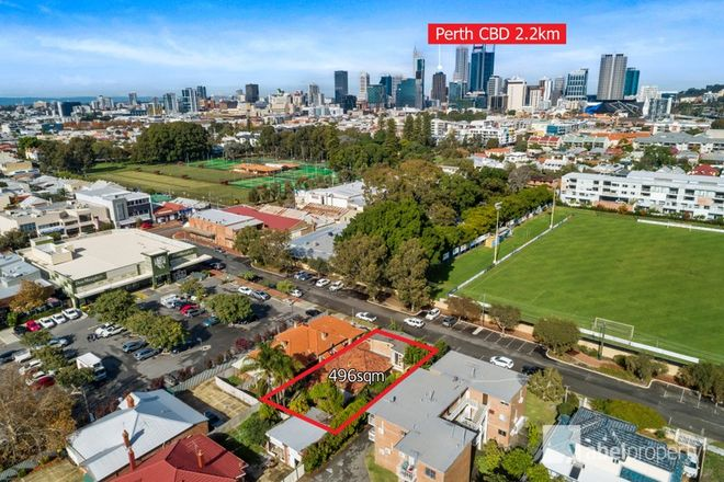 Picture of 12 Lawley  Street, WEST PERTH WA 6005