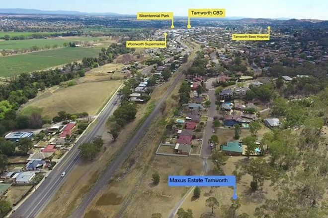 Picture of 64 Valley Drive, TAMWORTH NSW 2340
