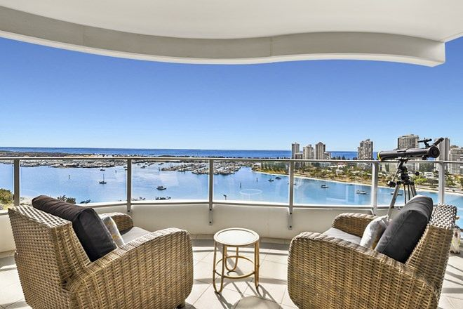 Picture of 2104/4 Como Cres, SOUTHPORT QLD 4215
