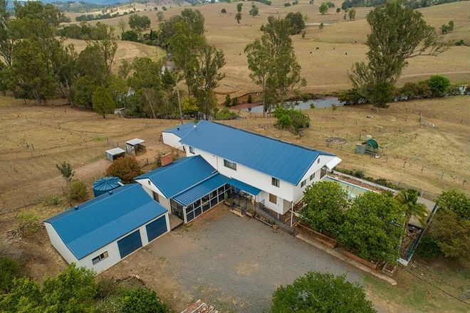 Picture of 672 Mary Valley Road, LONG FLAT QLD 4570