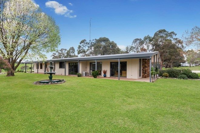Picture of 1160 Sugarloaf Creek Rd Sugarloaf Creek via, BROADFORD VIC 3658