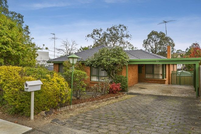 Picture of 23 Alfreda Avenue, BULLEEN VIC 3105