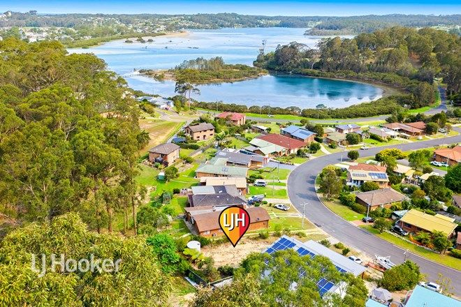 Picture of 48 Fishermans Crescent, NORTH NAROOMA NSW 2546