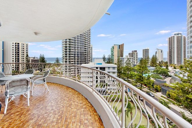 Picture of 30 Laycock Street, SURFERS PARADISE QLD 4217