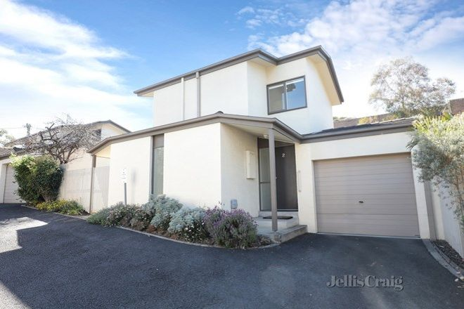 Picture of 2/85 Earl Street, KEW VIC 3101
