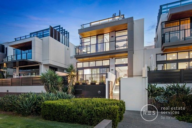 Picture of 64 South Wharf Drive, DOCKLANDS VIC 3008