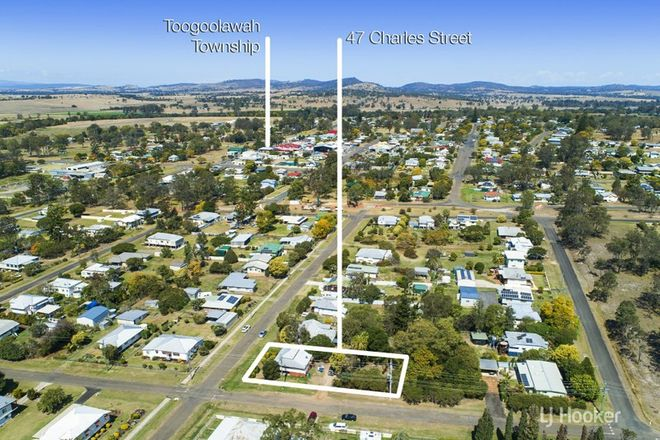 Picture of 47 Charles Street, TOOGOOLAWAH QLD 4313