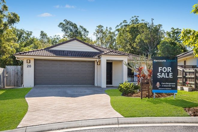 Picture of 20 Harry Court, WARNER QLD 4500