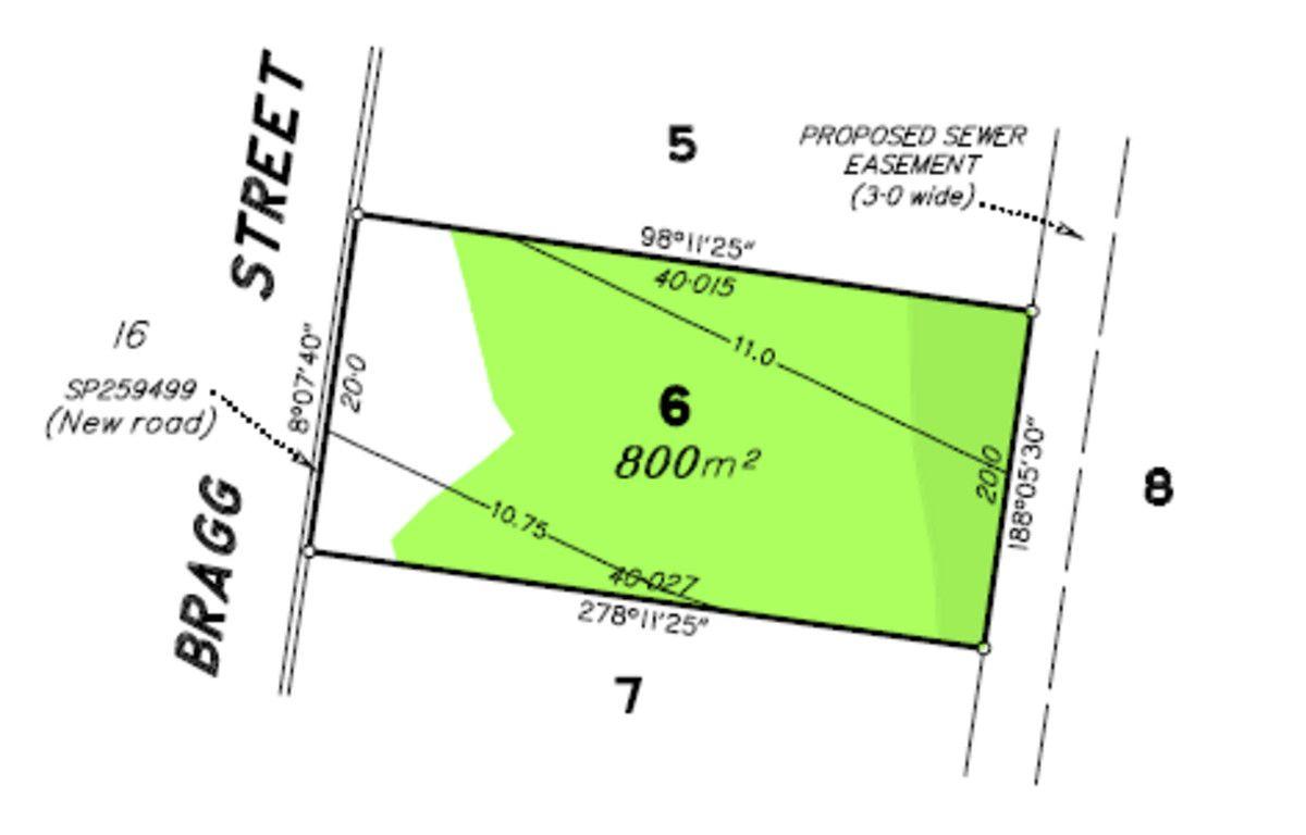 Lot 6 Bragg Street, Bundaberg East QLD 4670, Image 2