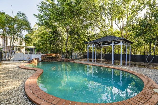 Picture of 3 Delonix Court, ARUNDEL QLD 4214