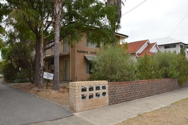 Picture of 4/17 Florence Street, WEST PERTH WA 6005